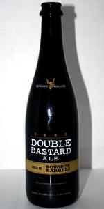 Double Bastard Ale - Bourbon Barrel Aged