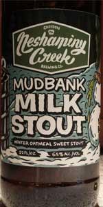 Mudbank Milk Stout