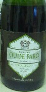 Oude Faro De Cam