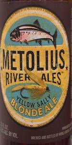 Metolius River Yellow Sally Blonde