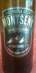 Cervesa Del Montseny + Malta Cuvée