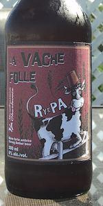 Charlevoix Vache Folle RyePA