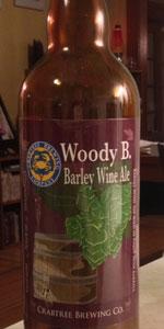 Woody B. Barley Wine Ale
