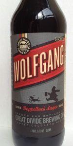 Wolfgang Doppelbock Lager