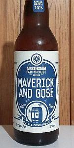 Amsterdam / Great Lakes Maverick & Gose