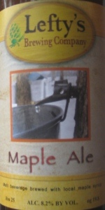 Maple Ale