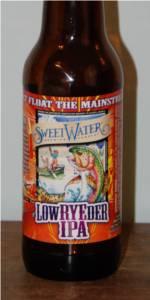 LowRYEder IPA