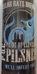 P.O.C. Pride Of Cleveland Pilsner