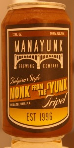 Monk From The Yunk