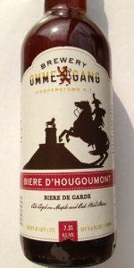 Biere D'Hougoumont