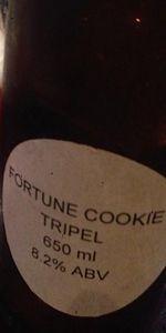 Fortune Cookie Tripel
