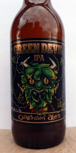Green Devil IPA