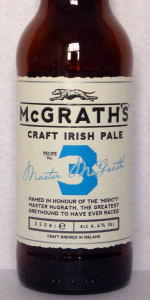 McGrath's Irish Pale Ale (No. 3)