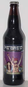 He'Brew Messiah Stout