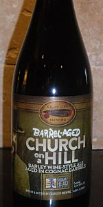 Cigar City / Swamp Head Church On A Hill - Cognac Barrel Aged