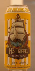 H3 Trippel Belgian Style Ale