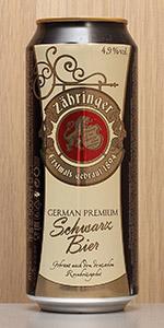 Zahringer German Premium Schwarz Bier