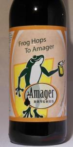 Amager / Hoppin' Frog - Frog Hops To Amager