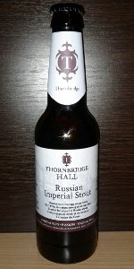 Thornbridge Hall Courage Russian Imperial Stout
