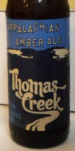 Thomas Creek Appalachian Amber Ale