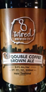 C4 Double Coffee Brown Ale