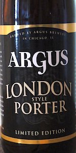 London-Style Porter