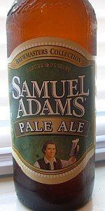 Samuel Adams Pale Ale