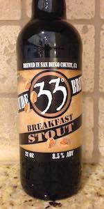 Breakfast With Wilford Oatmeal Coffee Stout