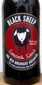 Black Sheep Smooth Stout
