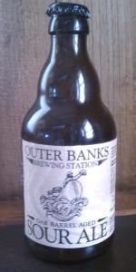 Oak Barrel Aged Sour Ale