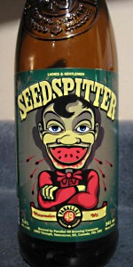 Seedspitter