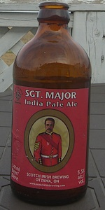 Sgt. Major India Pale Ale