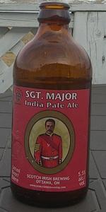 Sgt. Major India Pale Ale