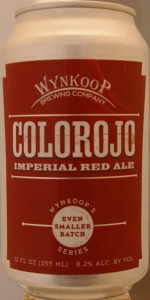 Colorojo Imperial Red Ale