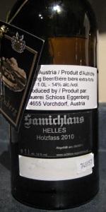 Samichlaus Helles Holzfass
