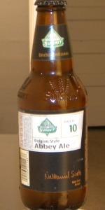 Belgian Style Abbey Ale