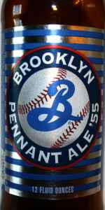 Brooklyn Ale / Pennant Ale '55