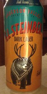 El Steinber Dark Lager