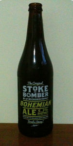 Stoke Bomber Bohemian Ale