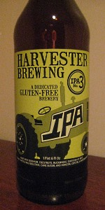 Harvester Experiment (IPA)