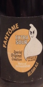 Fantôme Extra Sour Special Original Creation