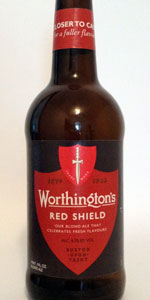 Worthington's Red Shield
