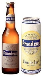 Amadeus Biere Blanche