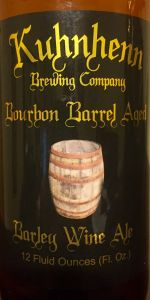 Bourbon Barrel-Aged Barley Wine