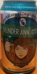 Thunder Ann