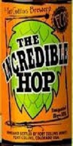 The Incredible Hop Imperial Rye IPA