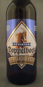 Deviator Doppelbock - Bourbon Barrel Aged