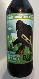 Washington Grange Farmhouse Ale