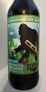 Washington Grange Farmhouse Ale