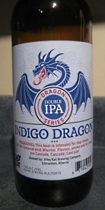 Dragon Series Indigo Dragon Double IPA
